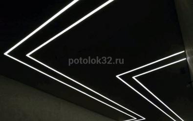 Предлагаем профиль для создания красивых натяжных потолков - новости студии Потолок32