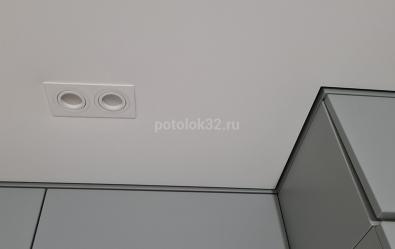 Детали установки натяжного потолка. - статьи студии Потолок32