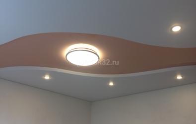 Купите цветные потолки дешевле белых - акции студии Потолок32