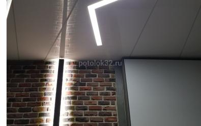 LedKlips - стильное украшение для потолка и стен - новости студии Потолок32