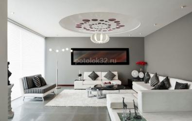 Покупайте интересные потолки - акции студии Потолок32