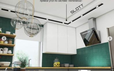 Новый SLOTT для потолка - новости студии Потолок32
