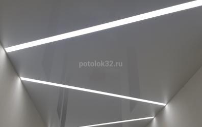 Световые линии - работы студии Потолок32