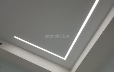 световая линия Flexy 50 mm - работы студии Потолок32