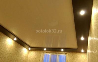 глянцевый потолок - работы студии Потолок32